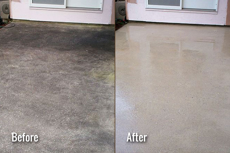 Concrete Power Washing Columbia SC