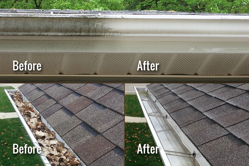 Gutter Cleaning Services Columbia SC